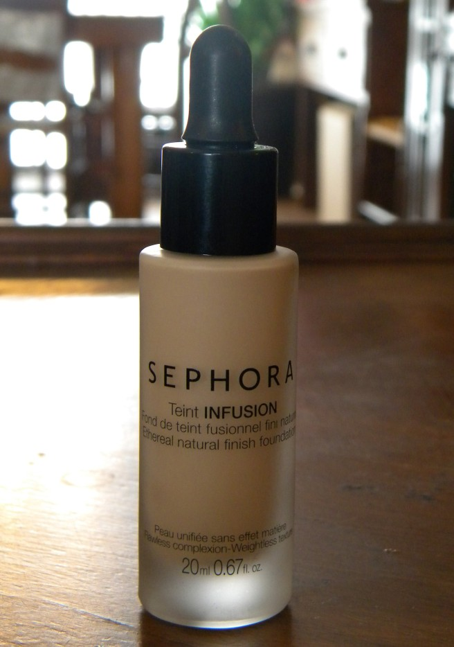 Sephora Foundation Reveiw 1
