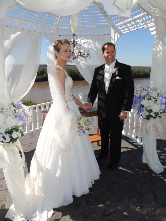 wedding gazebo pic