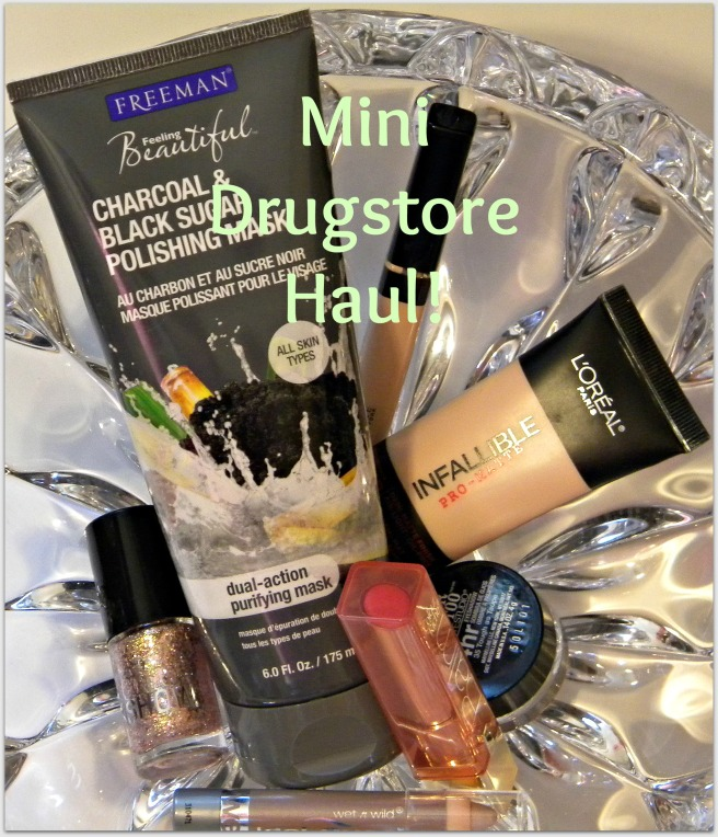 Drugstore Haul Header
