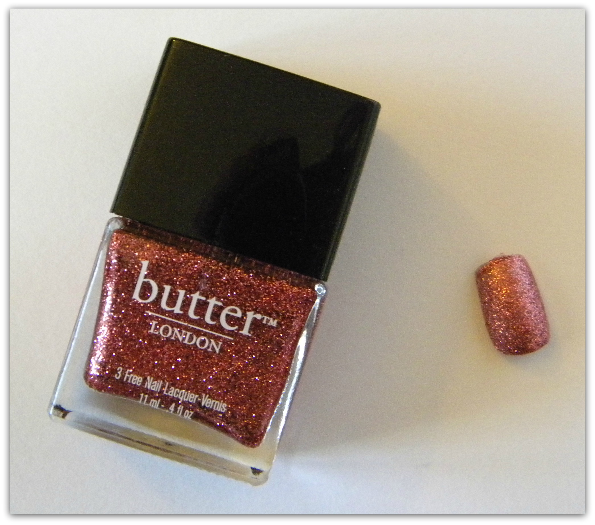 Butter London's Rosie Lee