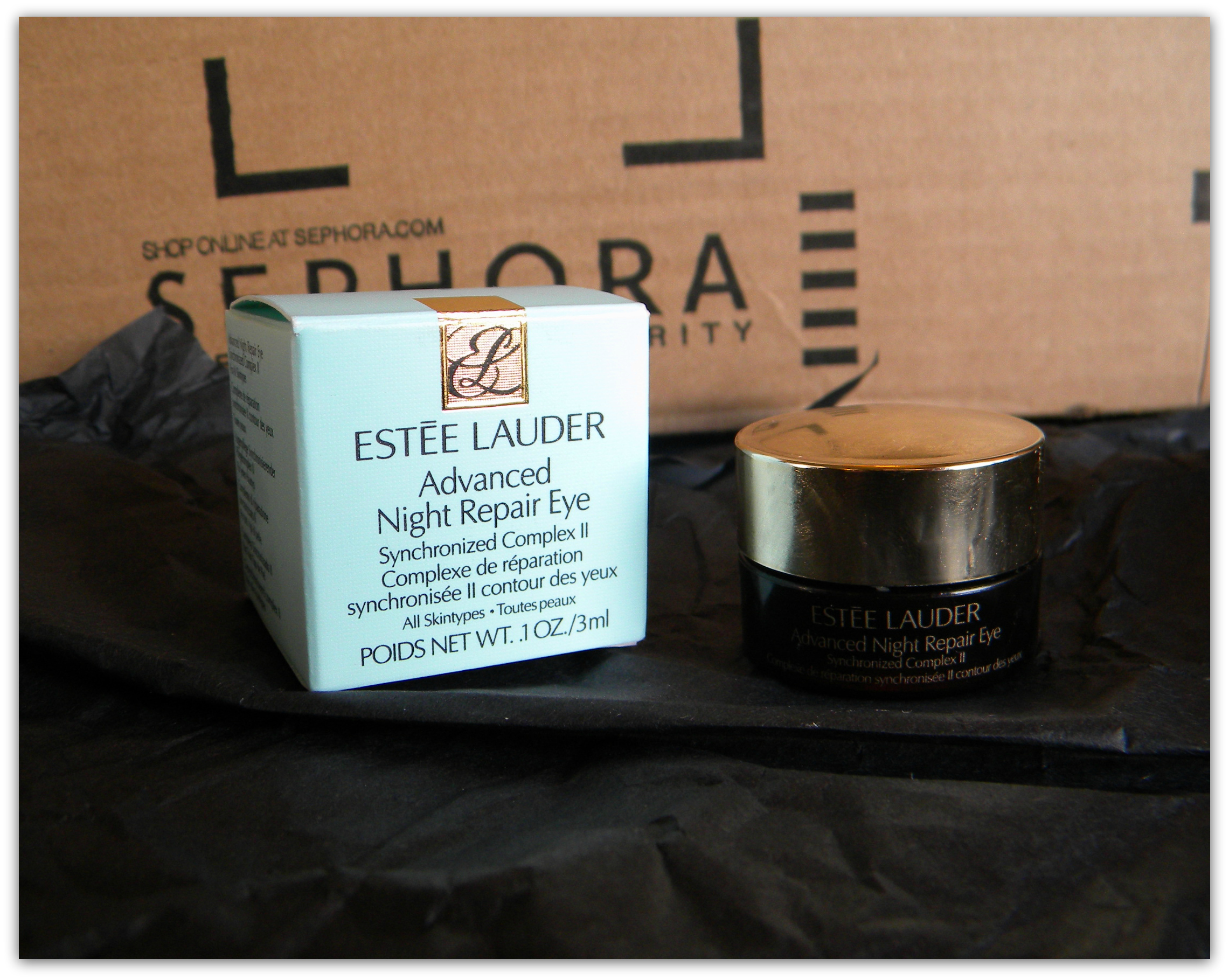 Estee Lauder Eye Cream www.jilliandanielle.com