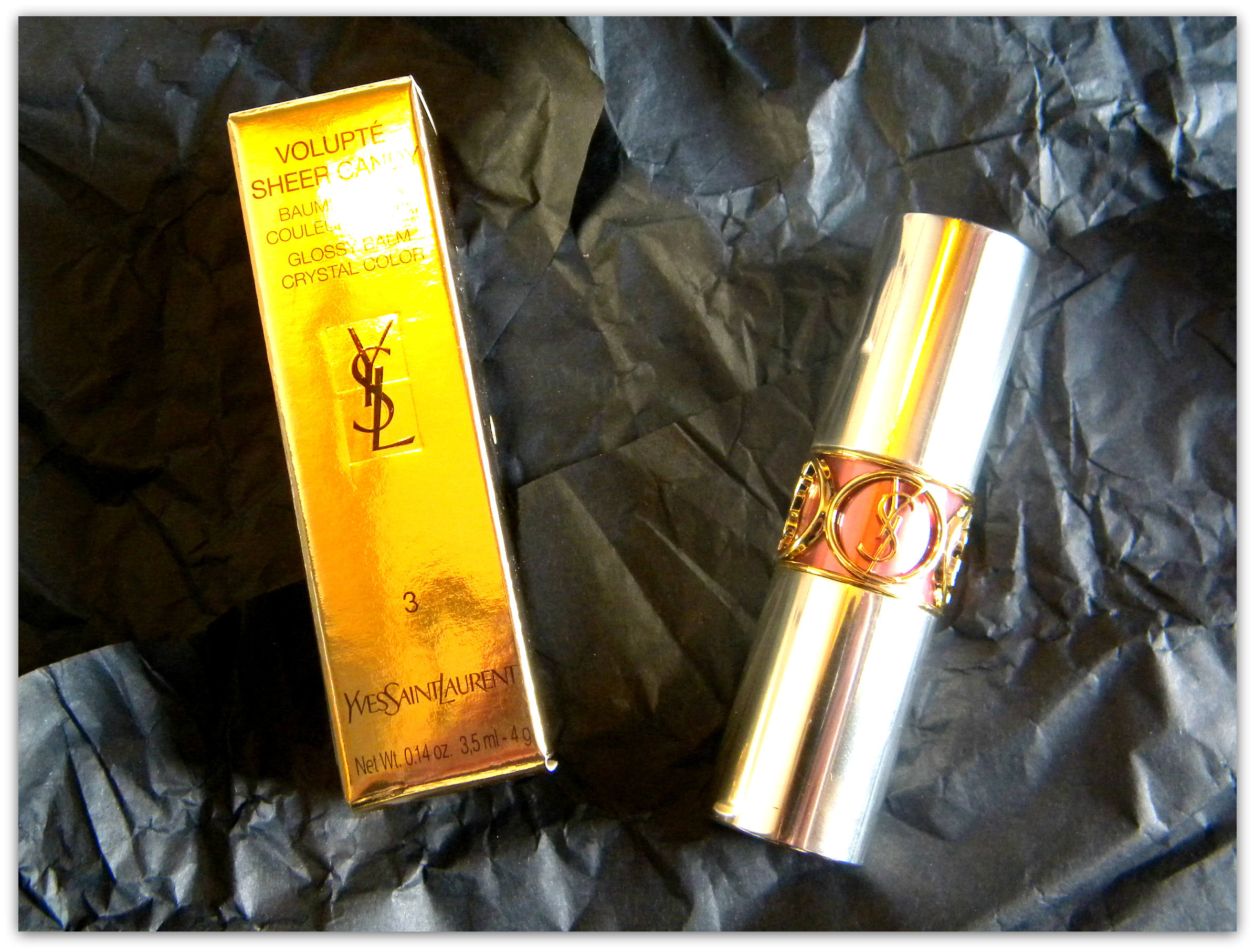 YSL Sheer Candy www.jilliandanielle.com